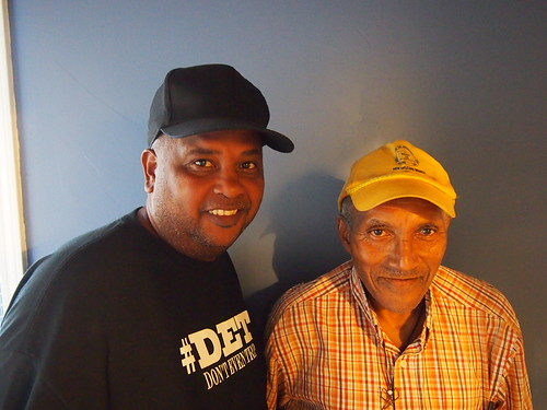 Action Jackson with Leon Anderson Sr of the Valley of Silent Men