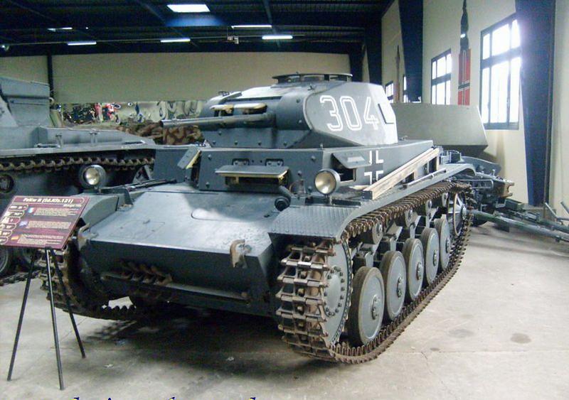 PzKpfw II (3)