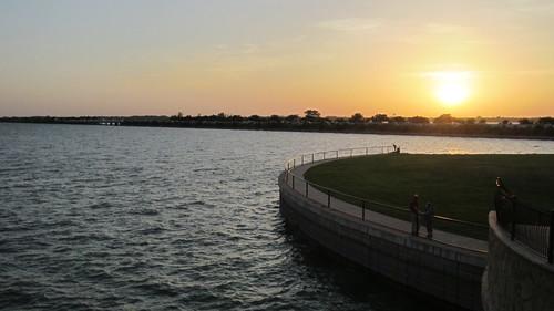 county sunset lighthouse lake evening harbor boat dock ray texas rockwall hubbard