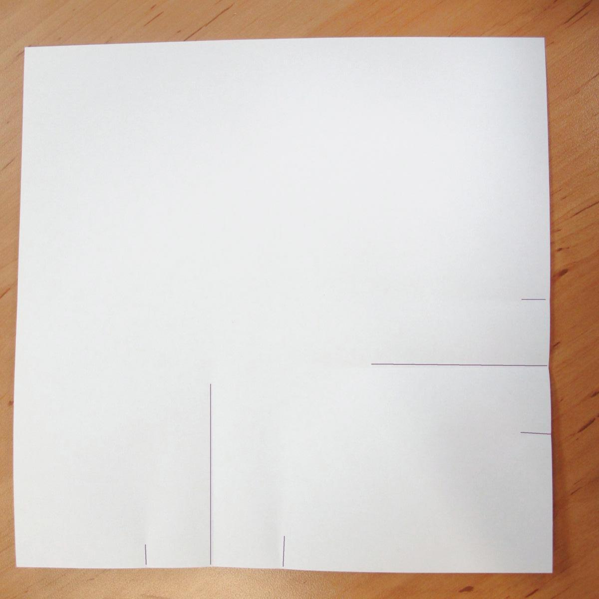 สอนการพับกระดาษเป็นที่ใส่ของรูปกลีบกุหลาบ (Rose box origami) 012