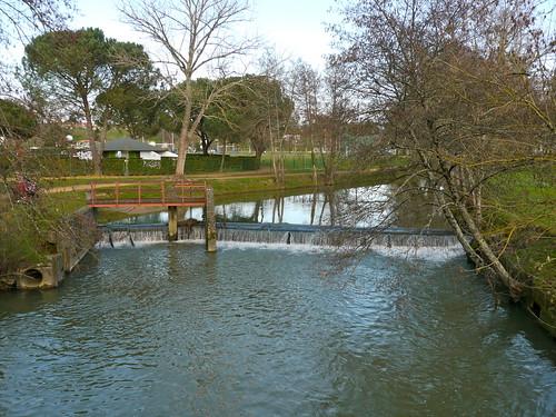 france river rivière 40 louts landes sudouest aquitaine hagetmau fleuvesetrivièresdefrance