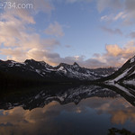 Elizabeth Lake at Sunrise