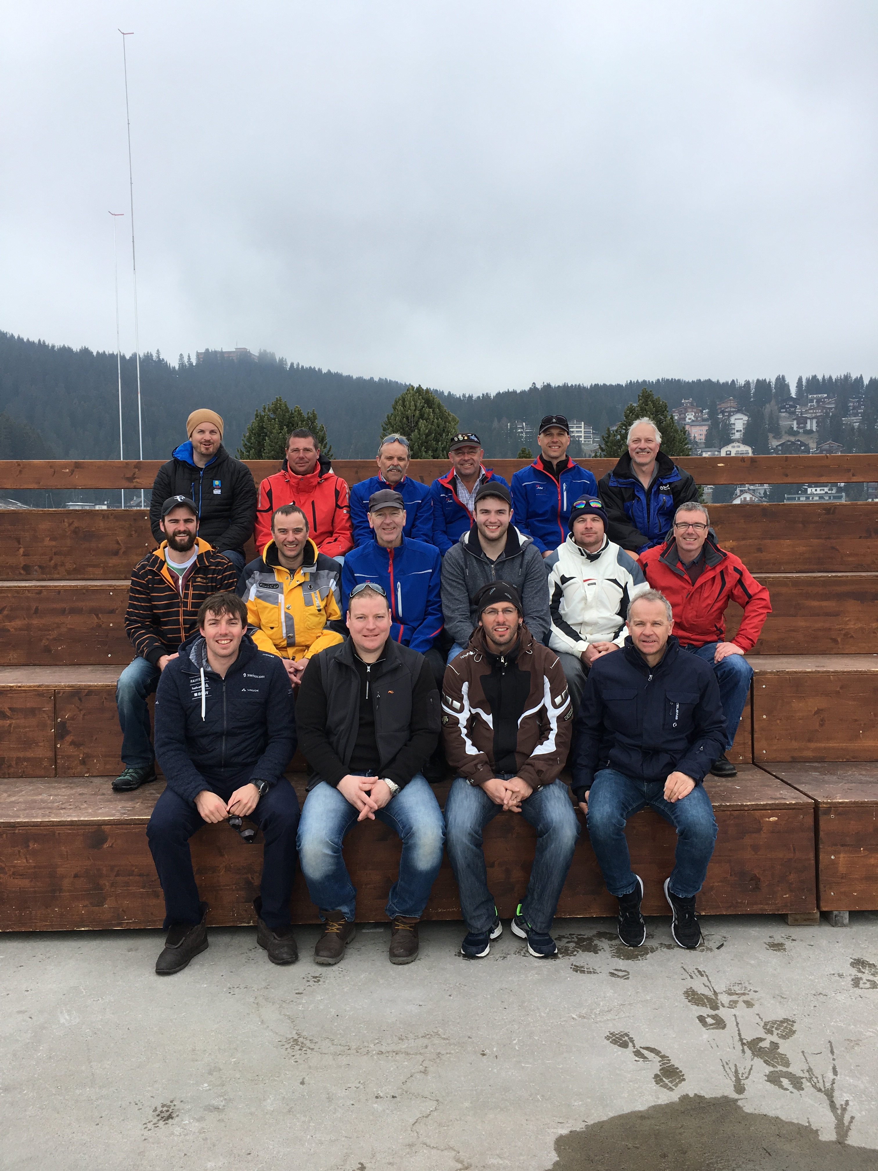 2017 Vereinsreise Arosa