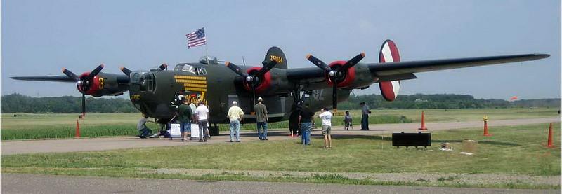 B-24 Consolidated Liberator (5)