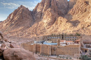 St Catherine;'s Monastery 2 | by Derek N Winterburn