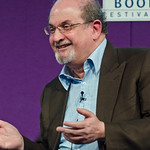 Salman Rushdie | Salman Rushdie was in Edinburgh to discuss his latest book, Joseph Anton,  which gives a frank account of his experience of going underground during the time there was a fatwa against him.