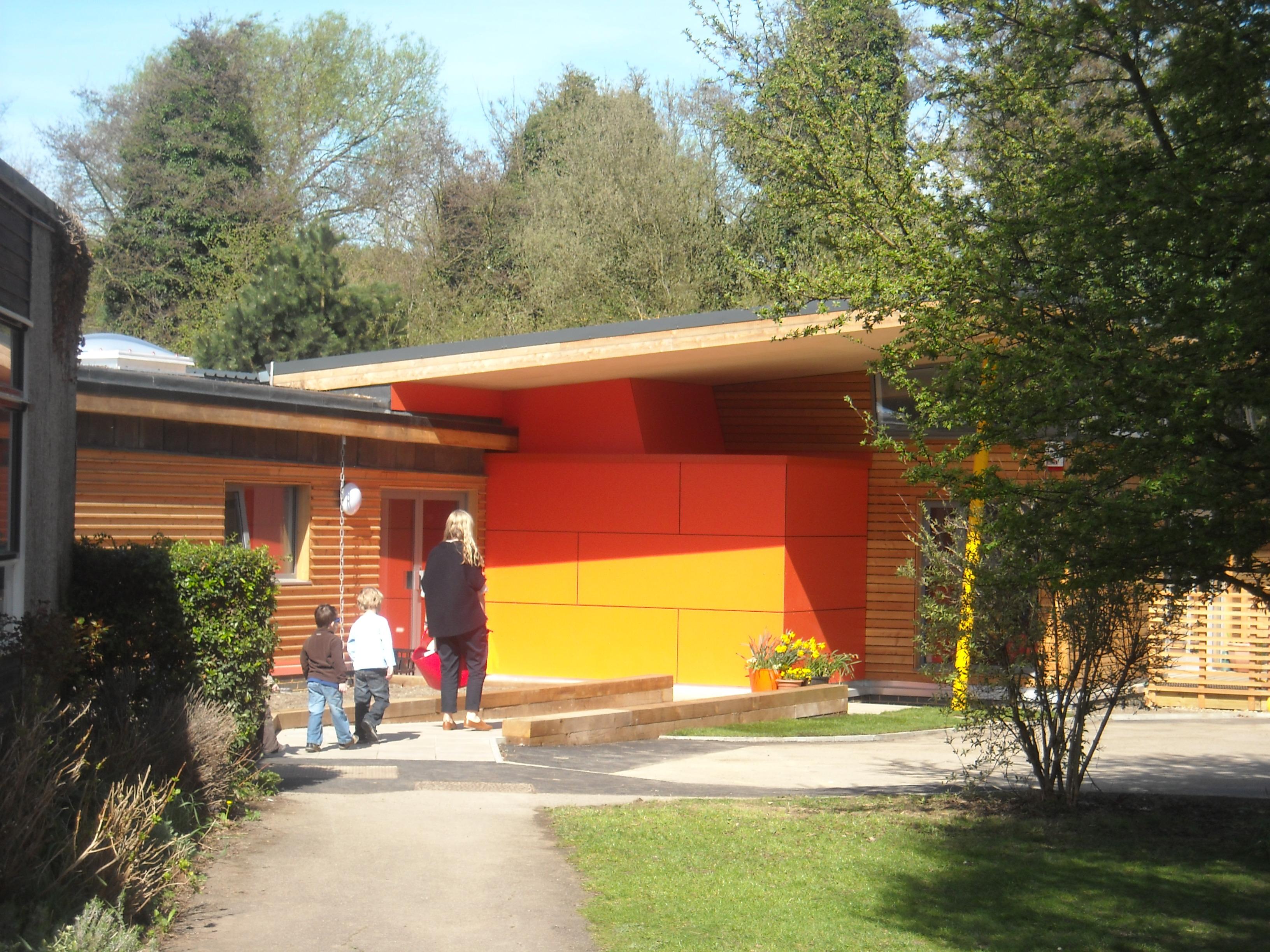 Green Roof School