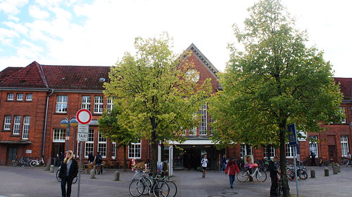 Husum Bahnhof