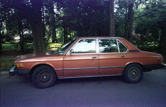 Vintage BMW - Analog Version; Long Island, New York