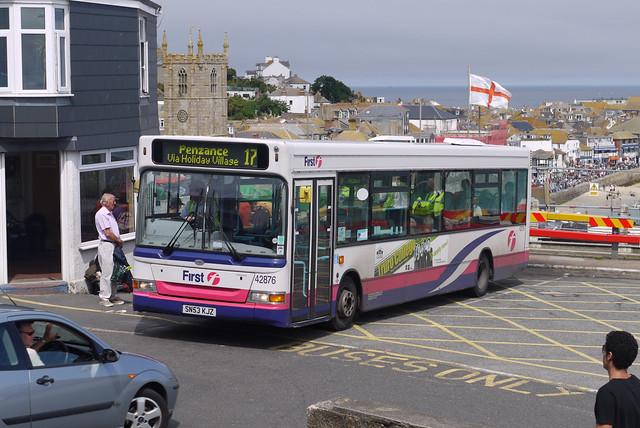 First Devon & Cornwall 42876 (SN53KJZ)