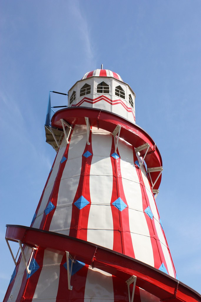 Image result for southend helter skelter