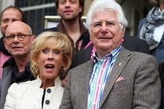 Joke Bruijs en Gerard Cox spelen natuurlijk weer Nel en Jaap Kooiman