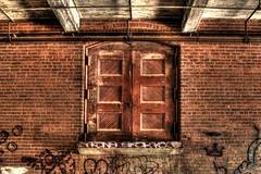Elevated Loading Dock Door
