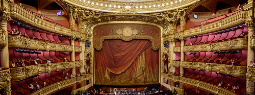 Palais Garnier stage | by Mustang Joe