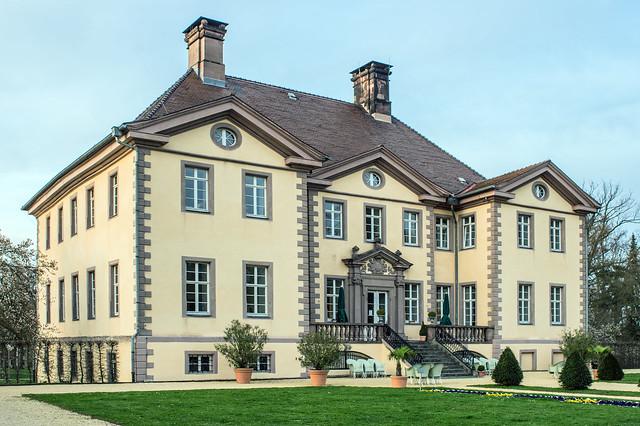 Schloss Schieder 4 Vorderseite
