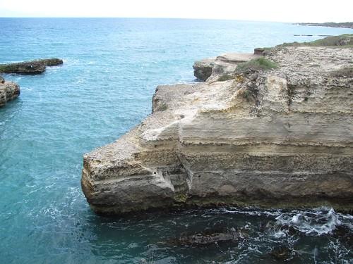 le sculture del mare