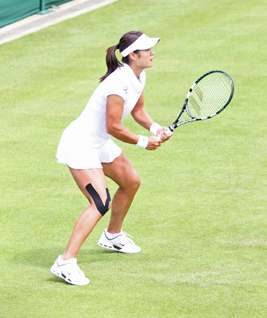 Na Li - Na Li Photos - The Championships - Wimbledon 2010