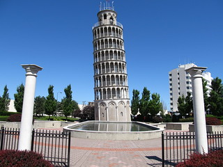 Leaning Tower of Niles, Niles, Illinois | by Ken Lund