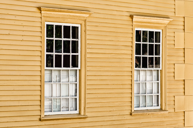 Windows and Clapboards
