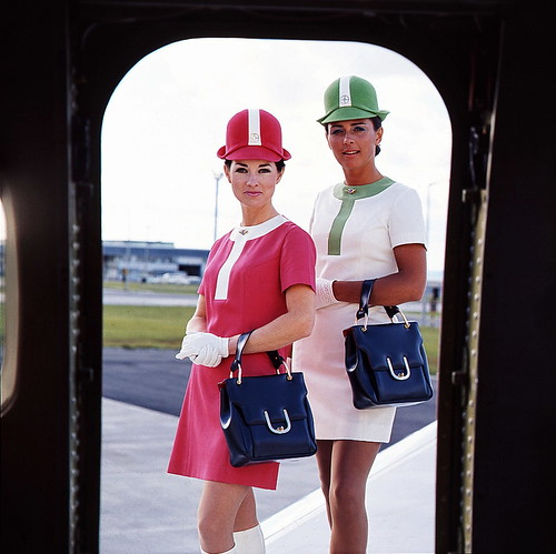 Air Hostess Uniform 1970 Lollipop 004 | by Archives New Zealand