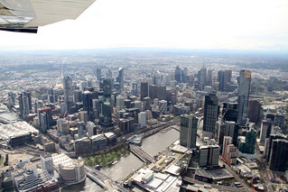Melbourne skyline IMG_3558 | by Daffy Wallace