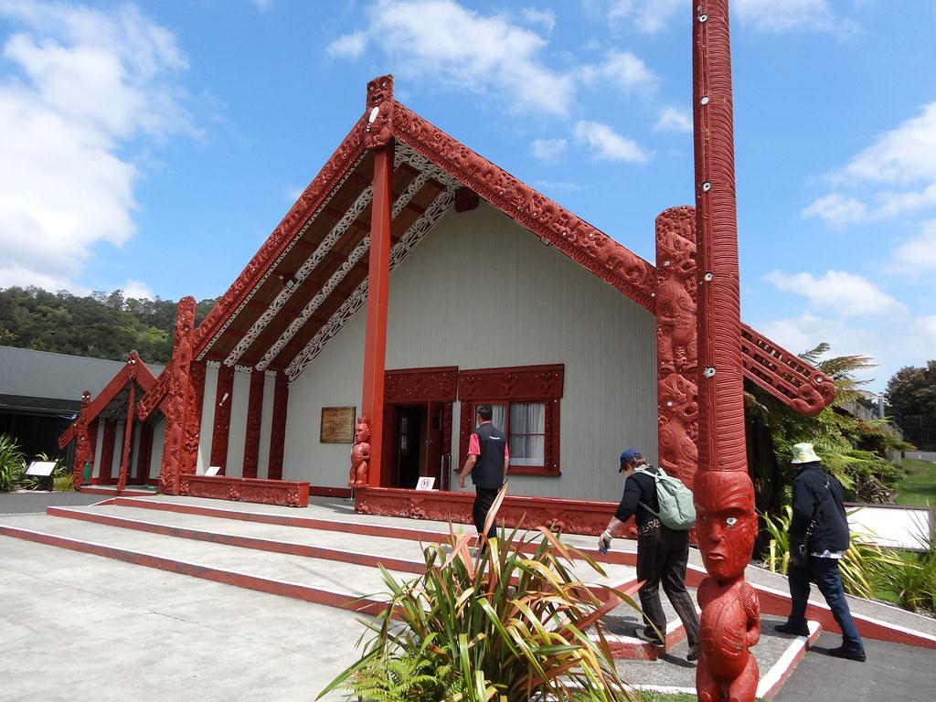 Marae in New Zealand