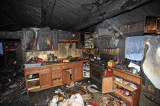 Kitchen fire | by State Farm