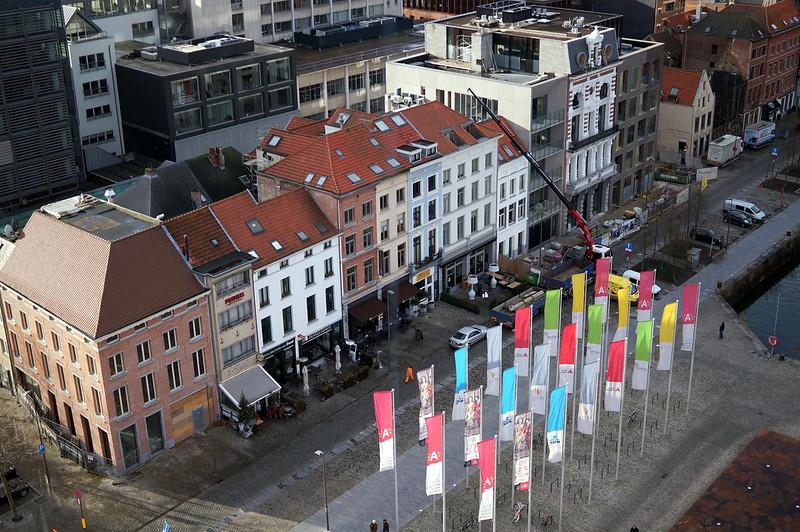 Fun Over Antwerp Belgium