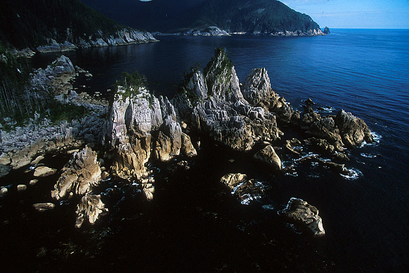 Haida Gwaii (Queen Charlotte Islands), British Columbia, Canada
