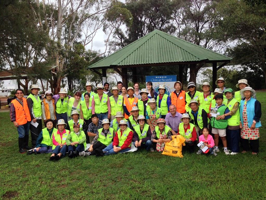 Clean Up Australia Day 2014