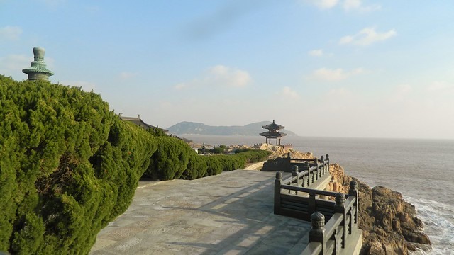 on Mount Putuo Island