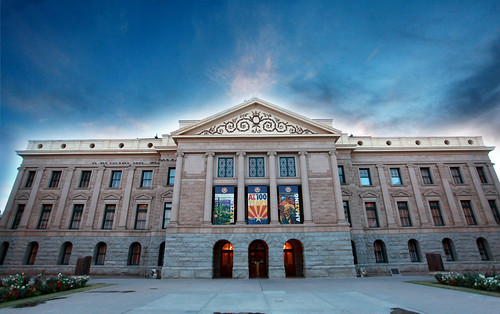 Arizona Capitol building | by Gage Skidmore