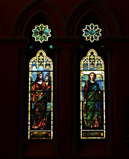Boston Church of the Covenant,  Tiffany Interor & Windows   --   L1080792