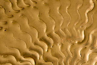 Brass Embossed Surface