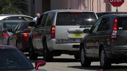 Venice Police Department 2012 Chevy Tahoe PPV Photo