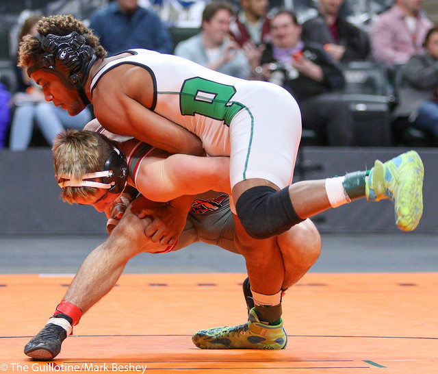 126A - 1st Place Match - Michael Suda (Pipestone) 43-0 won by major decision over Jake Nohre (West Central Area-Ashby-Brandon-Evansville) 39-2 (MD 17-4)
