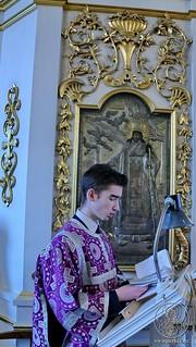 Литургия в Покровском соборе 105