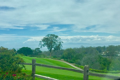 View from the Palos Verdes Golf Club. - Palos Verdes Estates