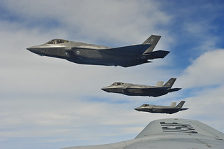 F-35 aerial refuel | by Official U.S. Air Force