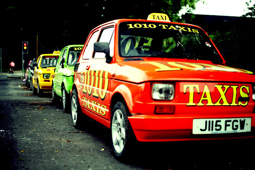 Taxi? | by Anthony Bean