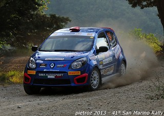 034-DSC_4333 - Renault Twingo - 6 - R2B - Andolfi Fabrizio Jr-Casalini Andrea - Sport Management   by pietroz