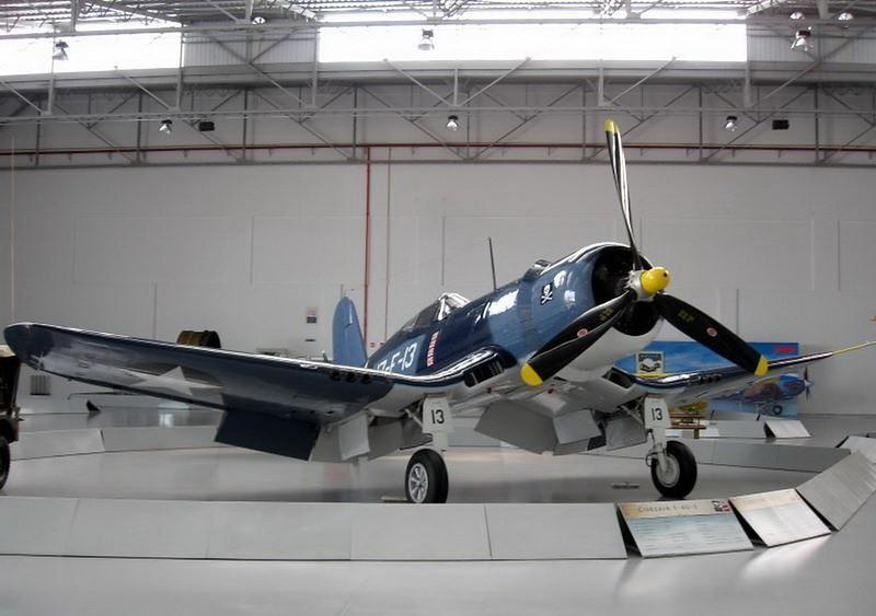 F4U-1 Корсар (5)