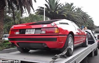 BMW M1 en México DF
