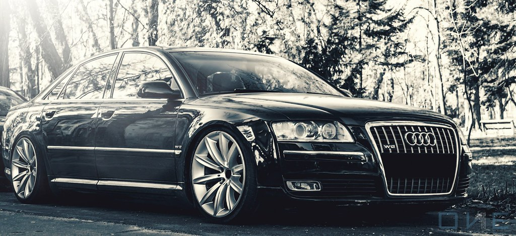 Audi A8 W12 >> Audi A8 W12 Flickr Photo Sharing