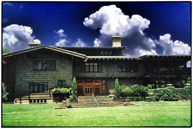 Gamble House ~ Pasadena California ~ Historic House ~ My Old Film