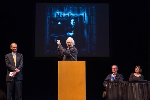 <p>2013 Merritt Awards at the Chicago Shakespeare Theater.</p>