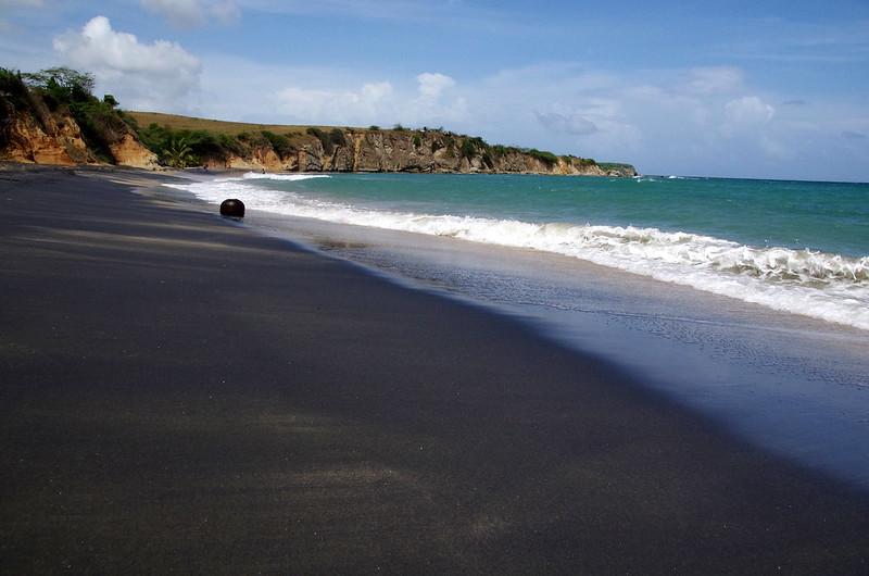 Playa Negra (Black Sand Beach) - Vieques, PR
