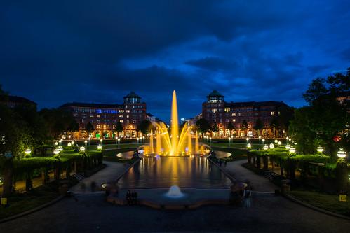 Mannheim Friedrichsplatz