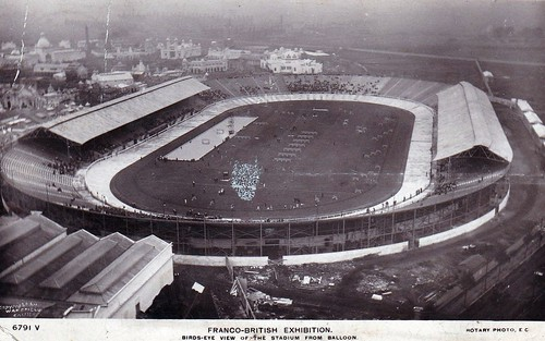 White City Stadium, London | by trainsandstuff