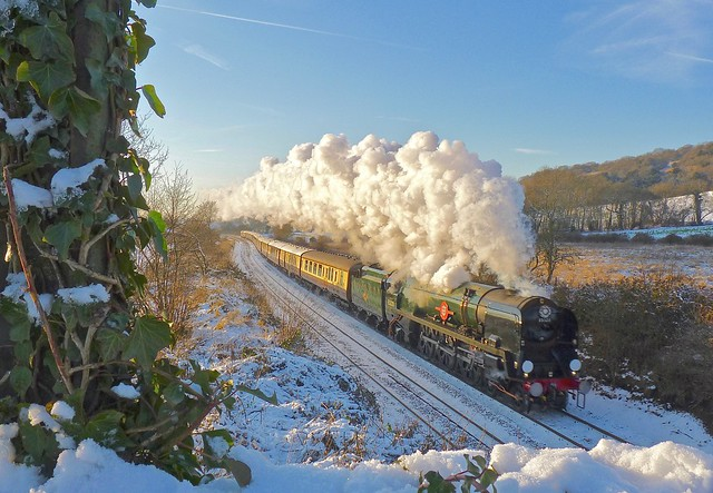 Winter Steam